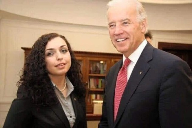 Biden letter to Vjosa Osmani: We support the continuation of the Kosovo-Serbia dialogue