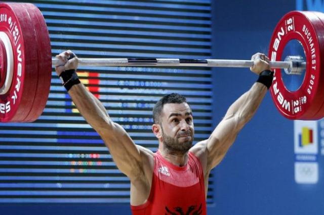"""Cumhurbaşkanı İlir Meta : """" Şampiyon Briken Calja'yı tebrik ediyorum ''"""
