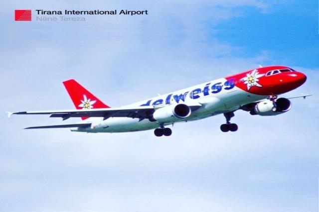 Swiss Edelweiss beginnt ab dem 7. Mai die Flüge von Zürich nach Tirana jeden Freitag