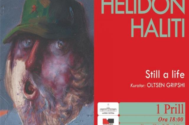 Neue Ausstellung von Helidon Haliti im nationalhistorischen Museum in Tirana
