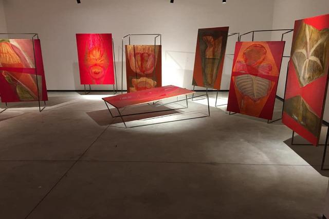 Mostra personale di Najada Hamza a galleria di Accademia di Belle Arti