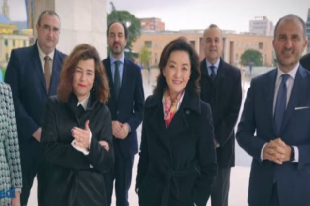 Ambassadors in Albania video message to citizens: Do not sell the vote. Vote for a better future!
