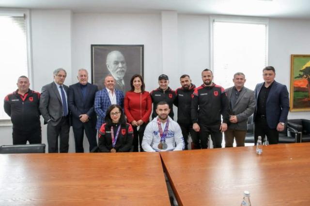Kushi, migliori ambasciatori per Albania