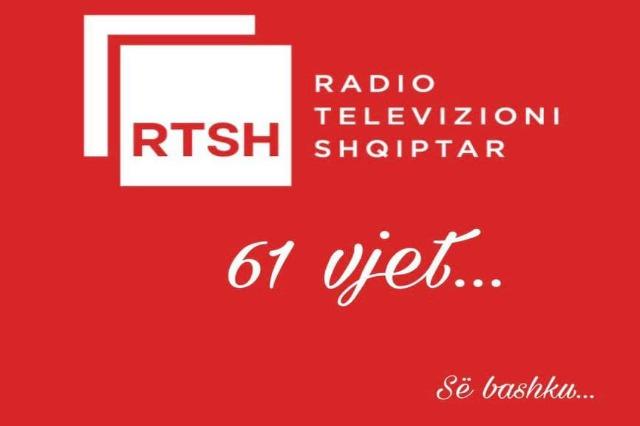 Televisione albanese compie anni