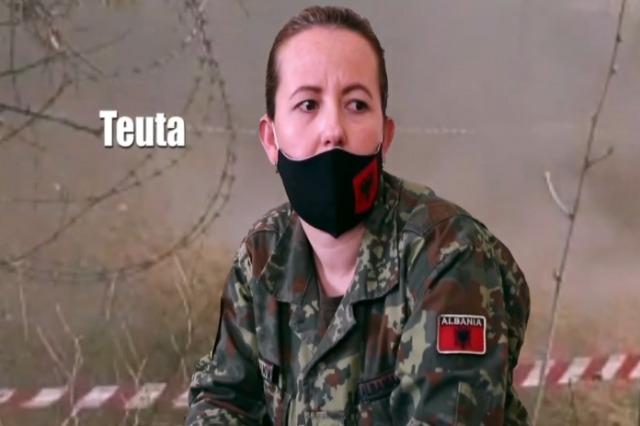 Der albanische Verteidigungsminister, Niko Peleshi /Albanien 12 Jahre in der NATO