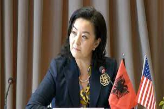 Kim: US, a strong partner, ally and friend to Albania and supports Albania's EU membership goal