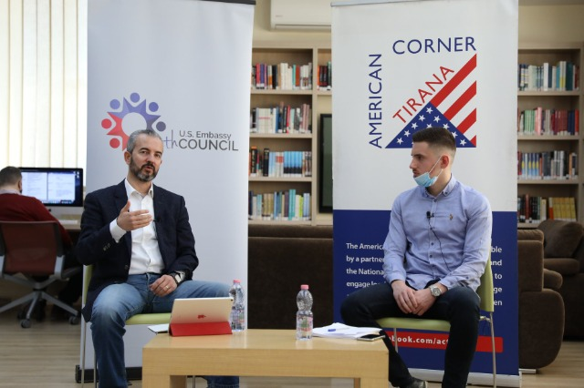 US Embassy Youth Council has launched an anti-corruption campaign in Albania