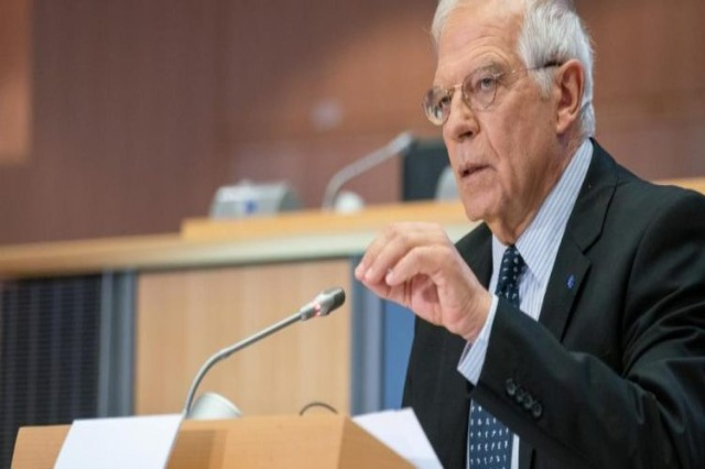 Borrell: The Kosovo-Serbia meeting expected to be held on May 11