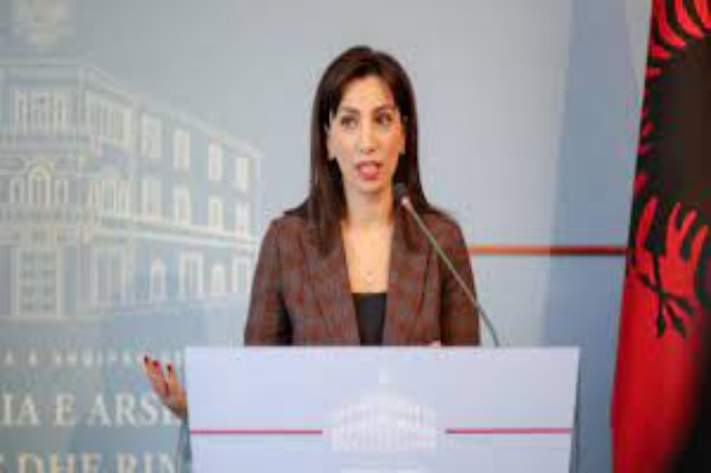 Minister of Education, Evis Kushi: In the next term, English will be taught from the first grade