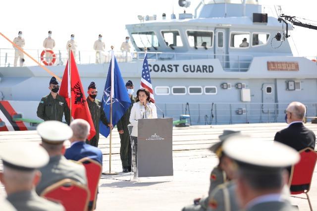 Ambassadeur américain: l'exercice Defender-21, moment historique pour l'Albanie