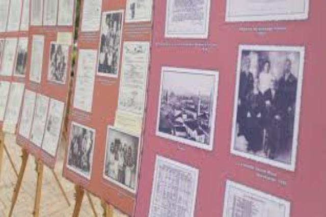 Fotoausstellung über die Rettung der  jüdischen Familien im Zweiten Weltkrieg in Albanien