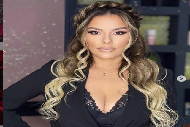 Anxhela Peristeri wird auf dem Eurosong Contest am 20. Mai  für Albanien singen