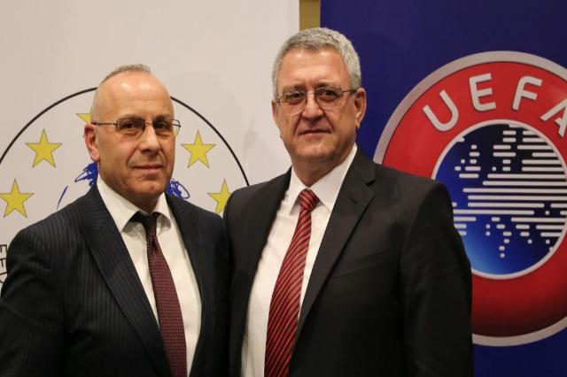 Kosova'nın UEFA'ya tam üye olarak katılımının 5. yıldönümü
