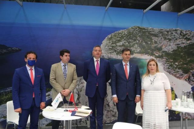 Zusammenarbeit zwischen Albanien und Griechenland  für den Tourismus