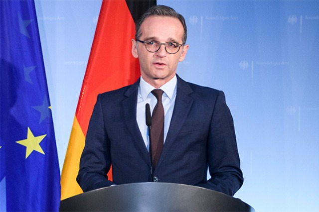EU Membership / German Foreign Minister Heiko Maas: We do not separate Albania from North Macedonia