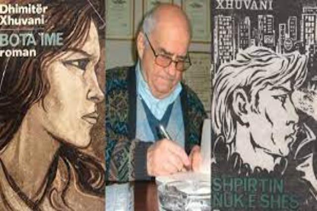 87 birth anniversary of the great Albanian writer, playwright and screenwriter Dhimitër Xhuvani