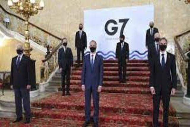 G7 foreign ministers for Balkans: G7 backs opening of negotiations with Albania, Macedonia