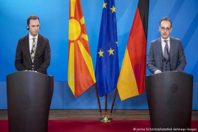 """Maas: Nous ne séparons pas l'Albanie de la Macédoine du Nord. """"Non-paper"""" pour les fausses nouvelles des Balkans"""