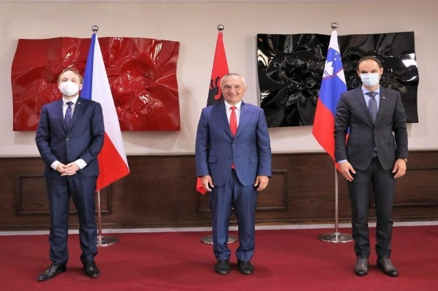 Meta:  Albania's accession negotiations should be opened as soon as possible!