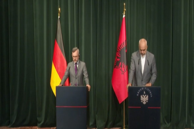 Roth hopes a positive decision is taken on Albania
