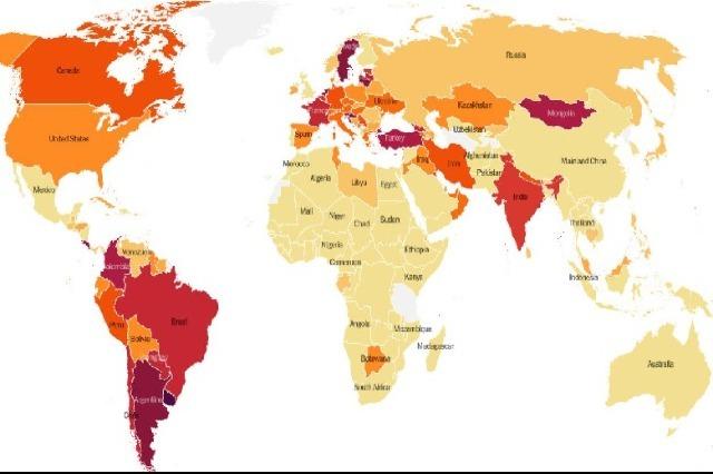 Albanija izlazi sa crvene mape COVID-a u svetu