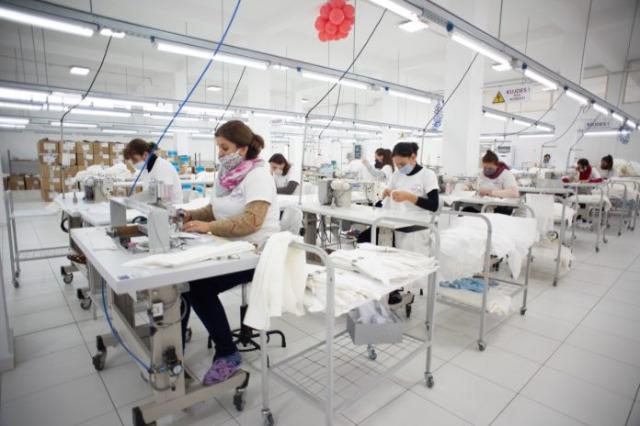 2021 yılının ilk çeyreğinde tekstil ve ayakkabı ihracatı arttı