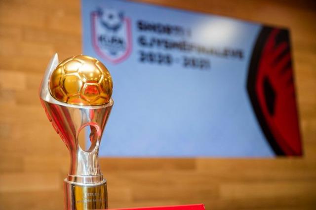 Arnavutluk Kupası / Skënderbeu-Vllaznia finali 31 Mayıs'ta düzenlenecek