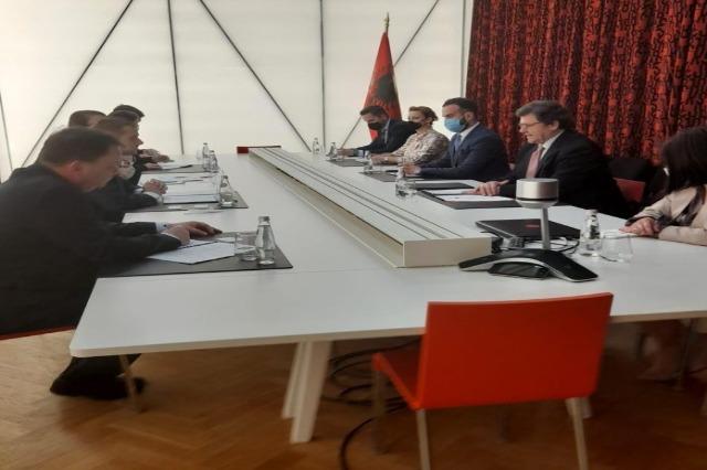 Secrétaire d'État slovaque: La réforme de la justice en Albanie, la réforme la plus complète d'un pays candidat à l'UE