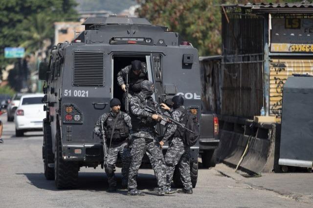 Okršaj policije i dilera; krvoproliće u Riju: Ubijeno najmanje 25 osoba