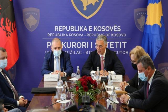 SPAK e la Procura del Kosovo firmano un memorandum per combattere la criminalità organizzata