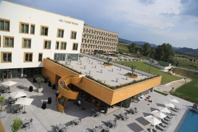 5-Sterne-Hotel in Tirana / Der albanische Minister für Tourismus und Umwelt: Zeichen für steigende Qualität im Tourismus, Albanien außergewöhnliches Reiseziel