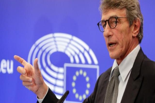 """Enlargement, positive for peace and prosperity"" / Sassoli backs Western Balkans EU membership"