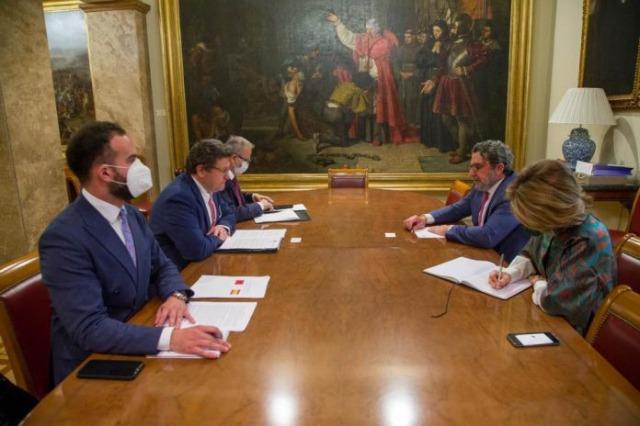 Spanien unterstützt Albanien bei der EU-Integration