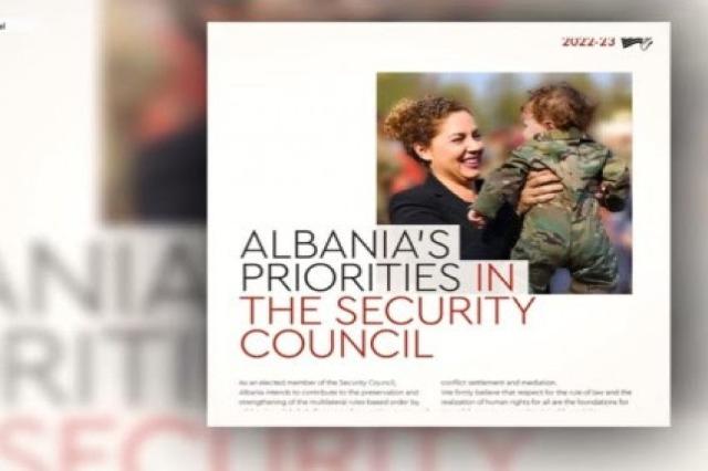 Premijer Rama: Predstavljam vam prioritete Albanije za njenu istorijsku misiju pri UN