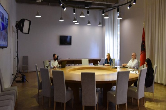 Guarantee and Loan Agreement Signed with EBRD, 100 million euros for Deposit Insurance Agency