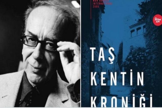 """Tradotto in turco il romanzo di Kadare """"La città di pietra"""""""