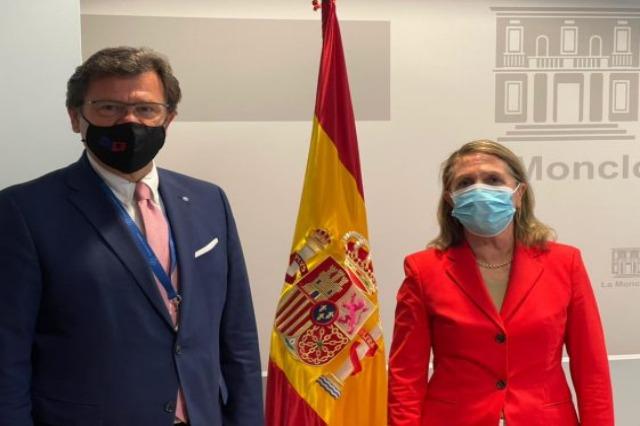 L'Espagne soutient l'Albanie sur le chemin de son intégration