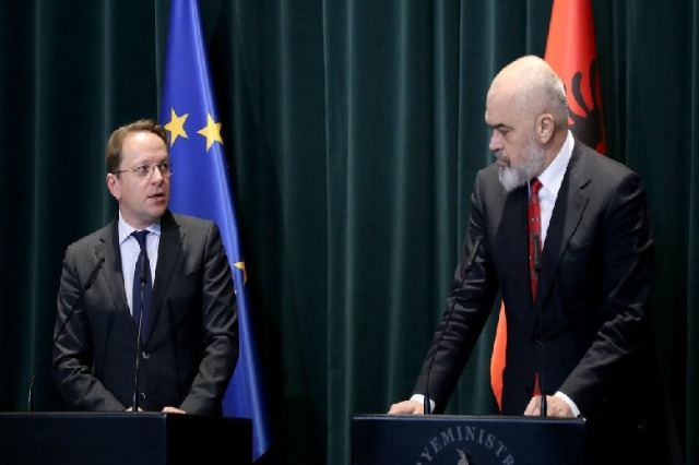 The Western Balkans Summit to be held in Tirana on Thursday