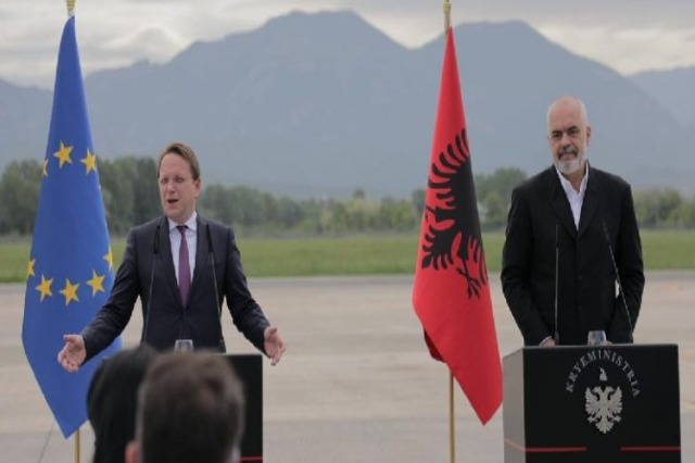 Balkan leaders summit to be held on June 10 in Tirana / Chaired by Rama and Commissioner Varhelyi