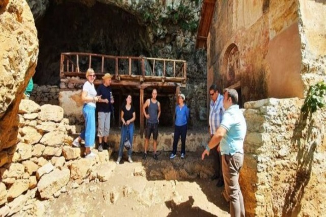"""The work for the preservation of the values of the church """"St. Mary of Maligrad"""" continues"""