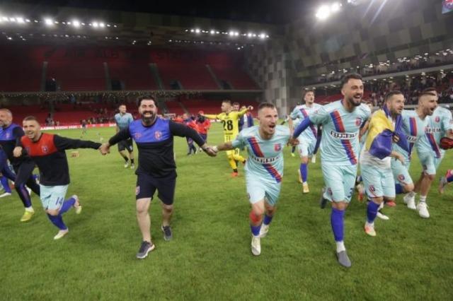 Meta : La Coupe d'Albanie va au berceau du football albanais