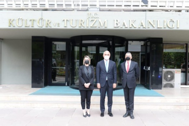Albanie-Turquie, renforcement de la coopération dans le domaine du patrimoine culturel et du tourisme