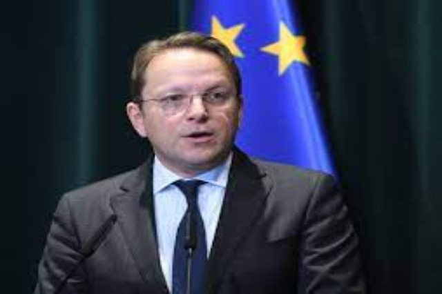 The start of EU membership negotiations with Albania and North Macedonia remains a priority issue