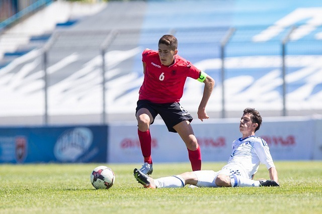 Albania U-17 will participate in the 2021 Nations Tournament, which takes place in Venice from 23-28 June