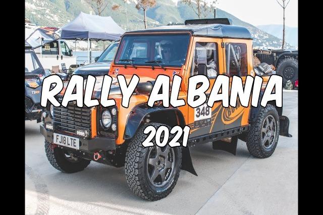 """""""Rally Albania 2021"""", međunarodno takmičenje koje otkriva čuda albanske prirode"""