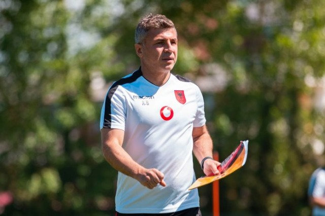 U -21 / Albanie prêt pour Andorre, Bushi : On a évalué le match, on veut 3 points