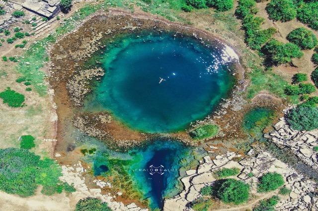 """Turistička atrakcija """"Šeganovo oko"""" u mestu Malesi e Madhe koja traži slavu antike"""