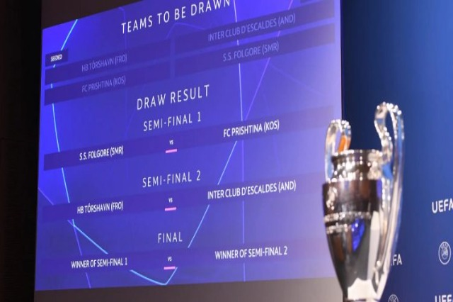 UEFA: Albania is organizing three matches of the pre-elimination round of the Champions League