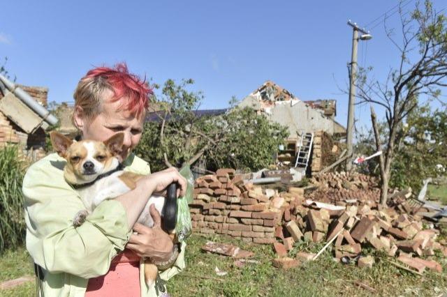 """Češku razorio tornado; Proglešeno vanredno stanje; """"Ovo je apokalipsa"""""""