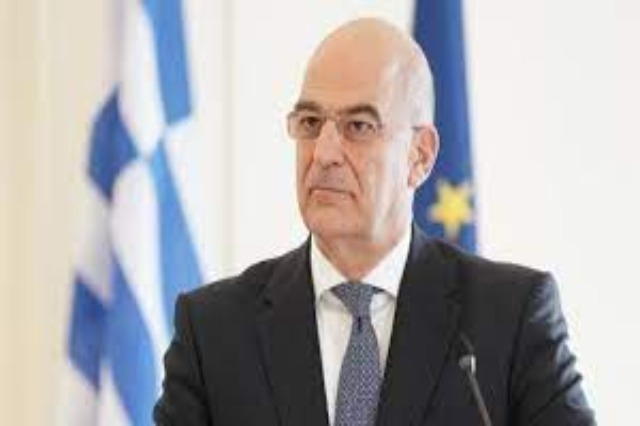 Dendias: Greece supports Albania on the European path; Dialogue to be resumed on suspended issues